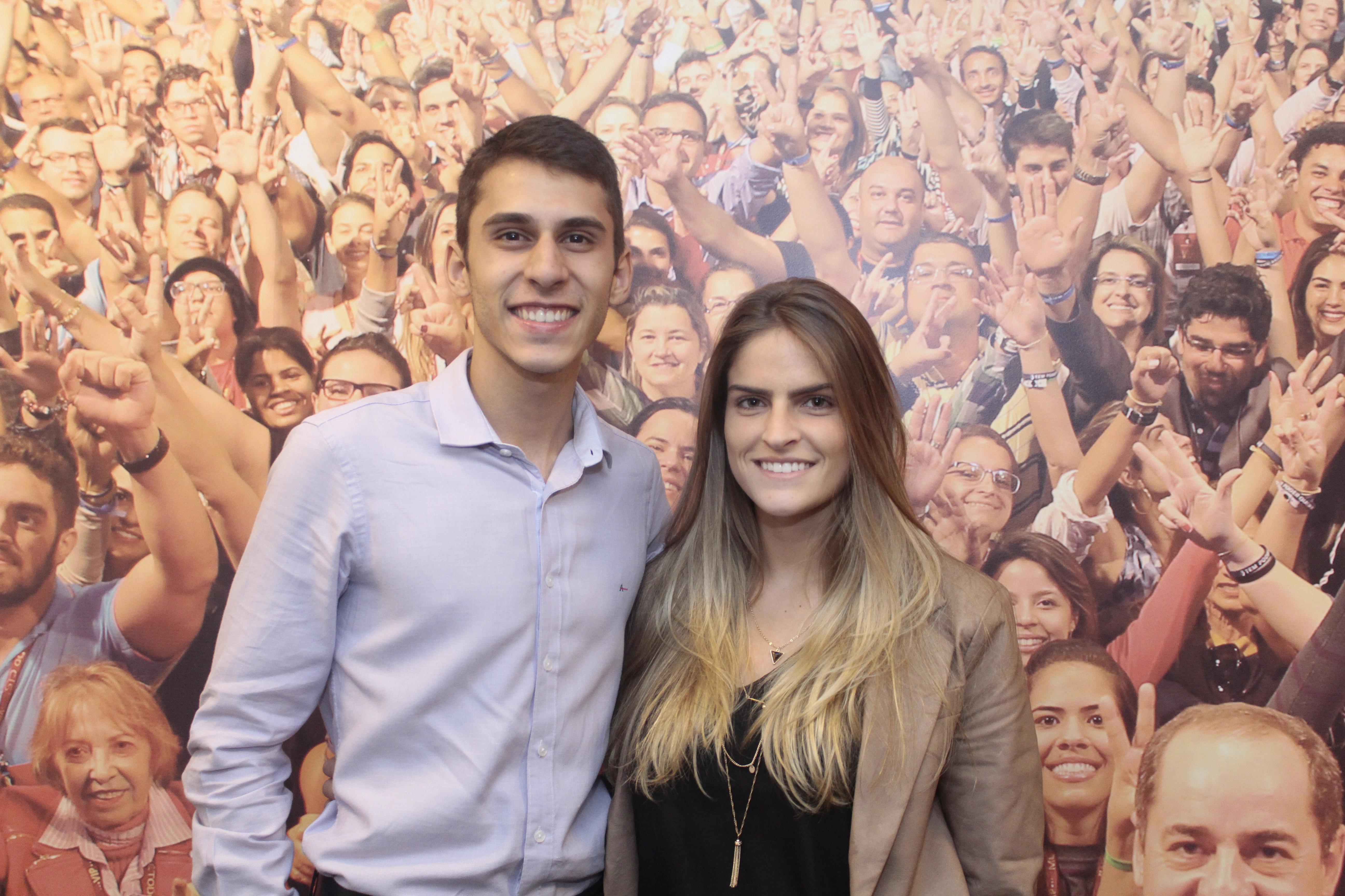 Luiz Filipe Frazão, Luciana Cunha