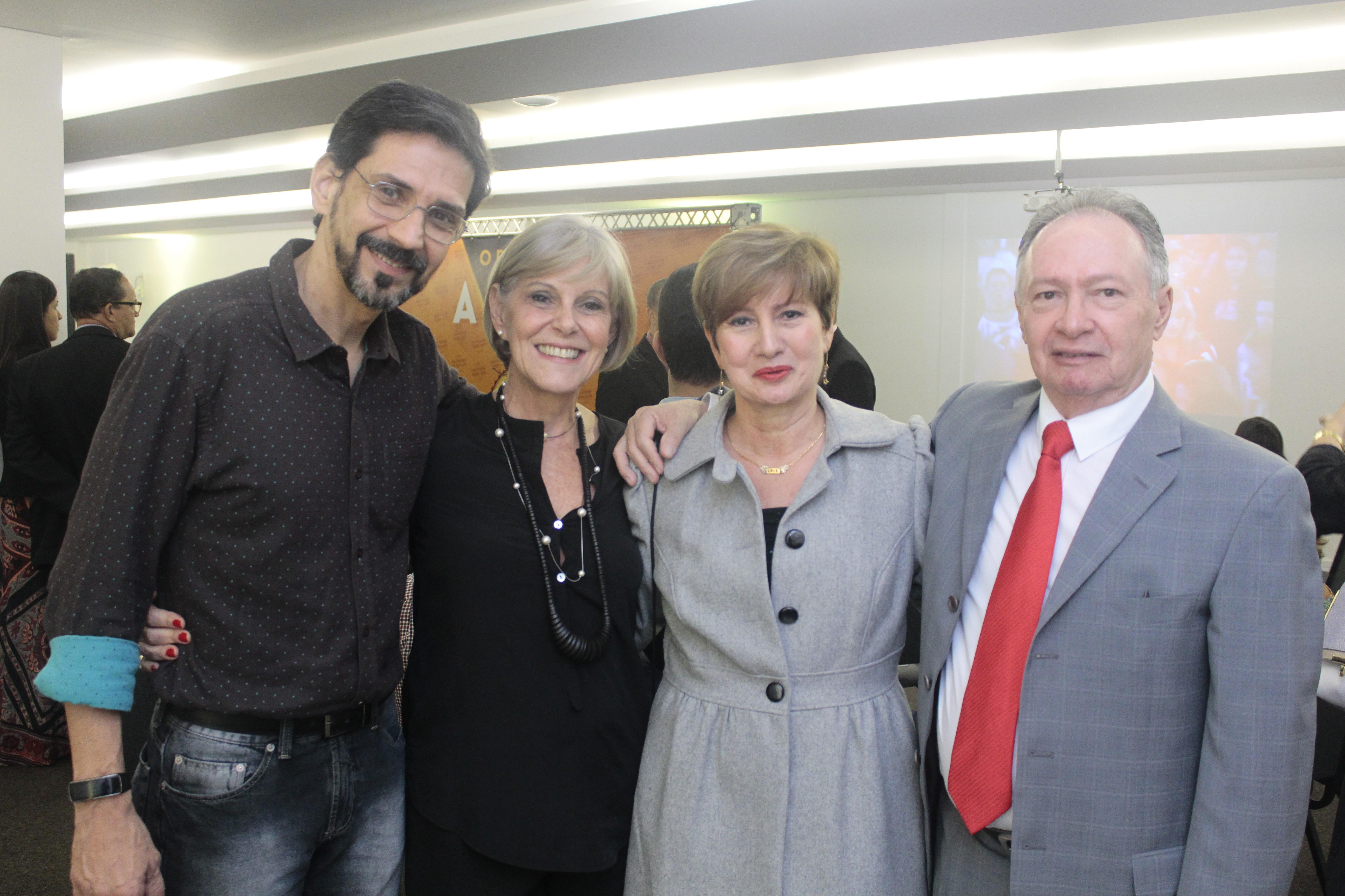 Henrique Soares, Ana Andrade, Mercedes Guerra, Sebastião Sarmento
