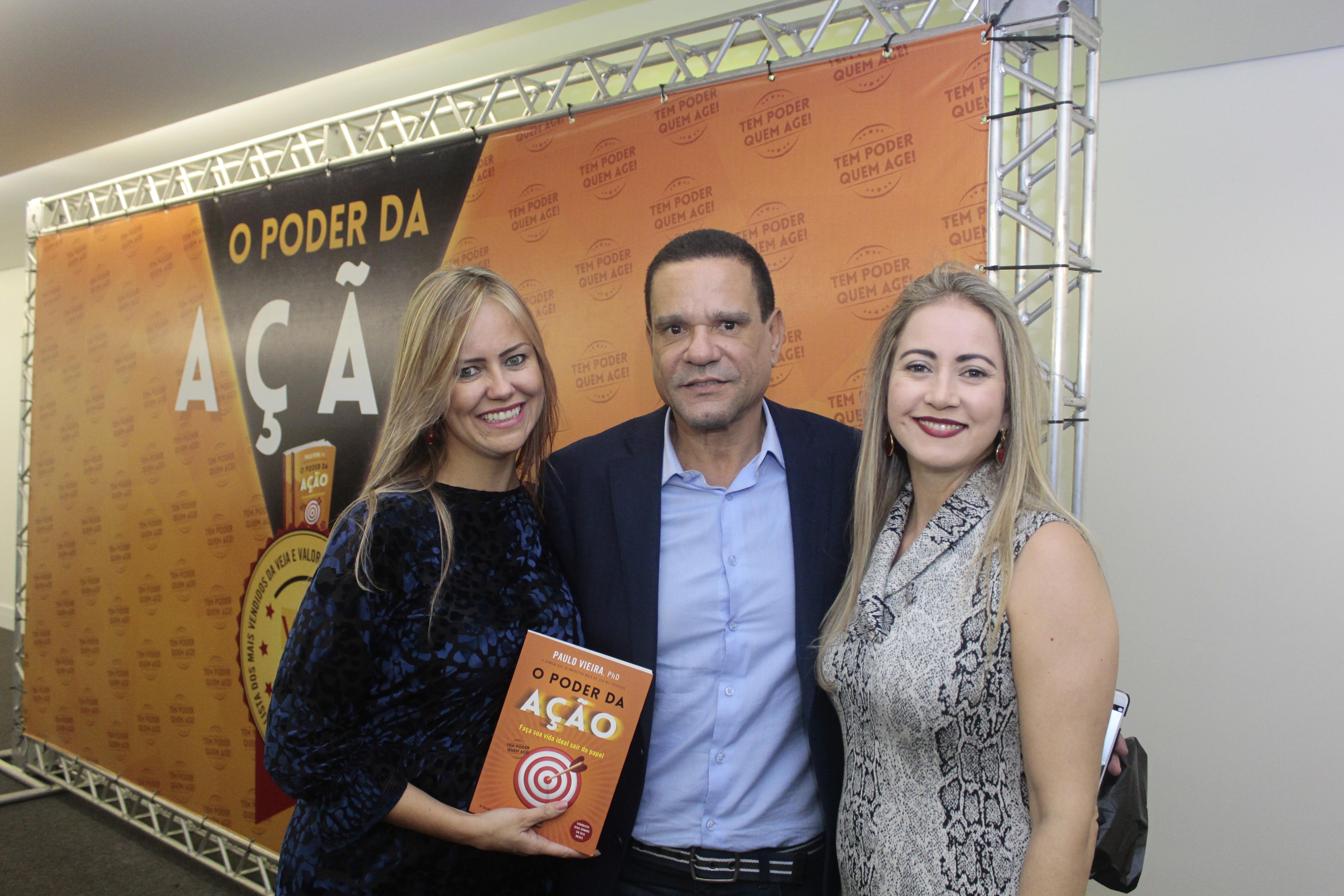 Alessandra sautier , Moisés Fernandes, Patricia giane