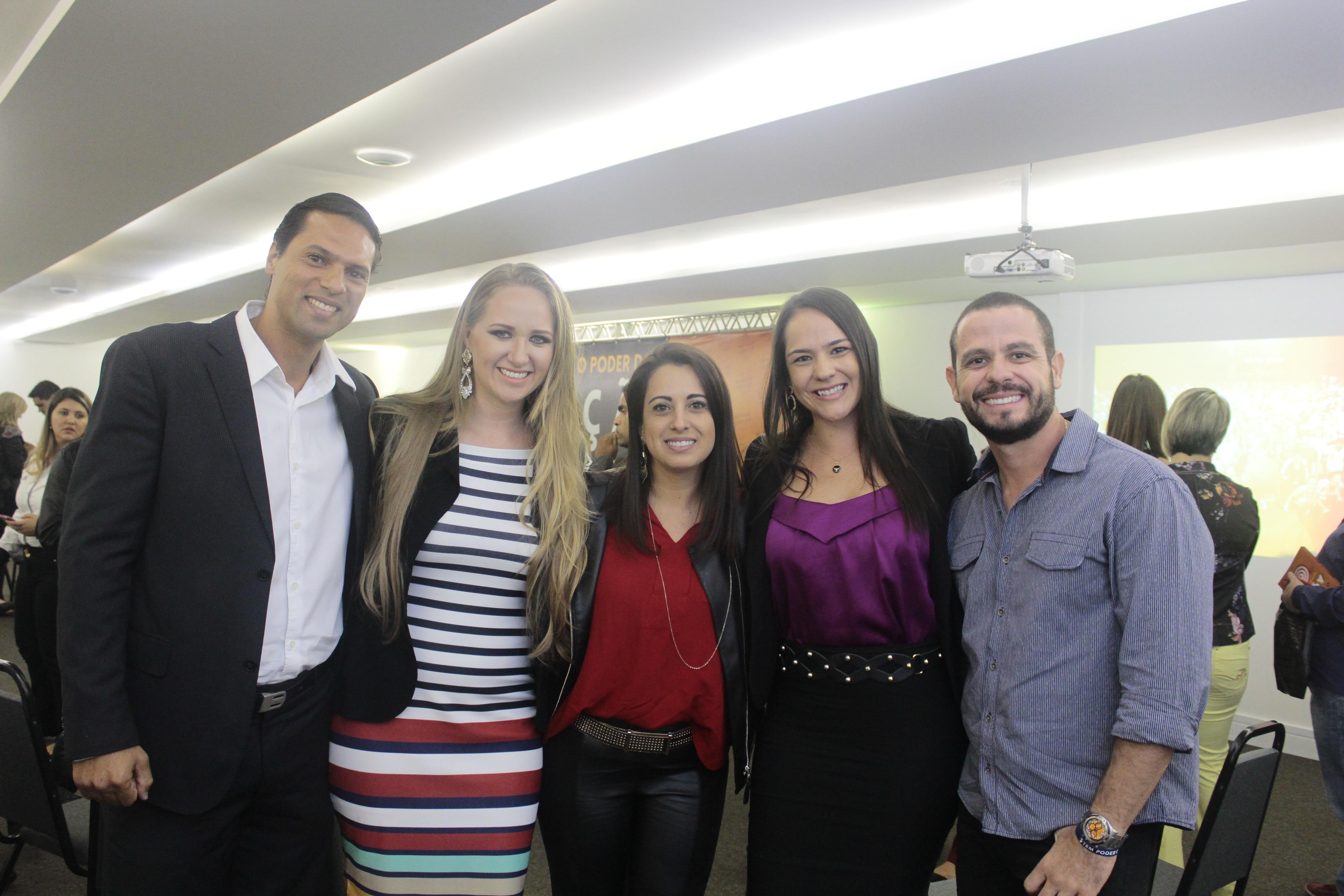 Carlos magno, Ana Cláudia, Giovanka Castro, ana Luiza Souza, Marcos Neres.