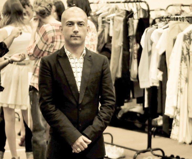 Consultor de moda Reginaldo Fonseca