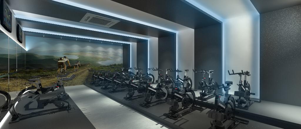 Academia Acuas Fitness