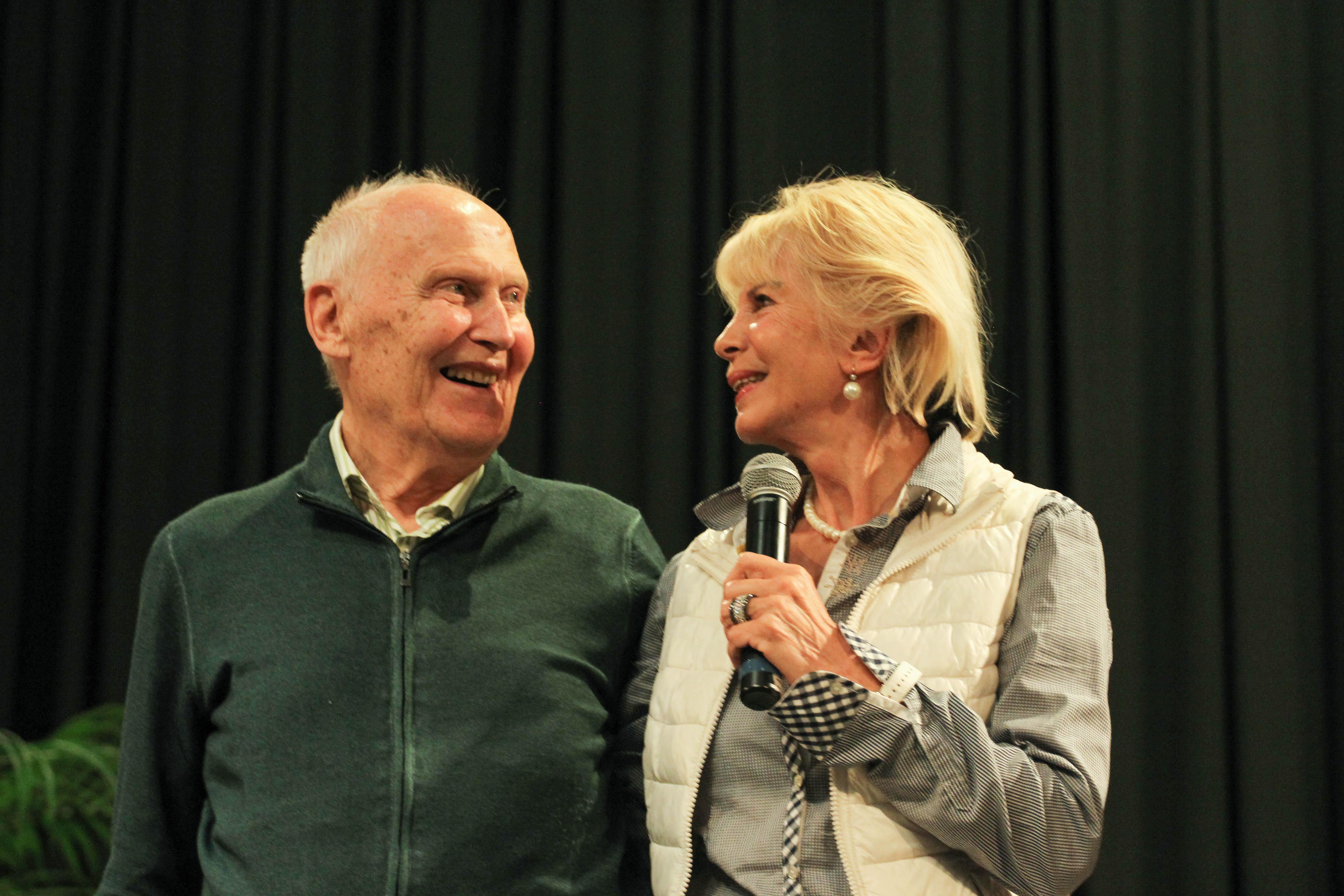 Bert e Sophie