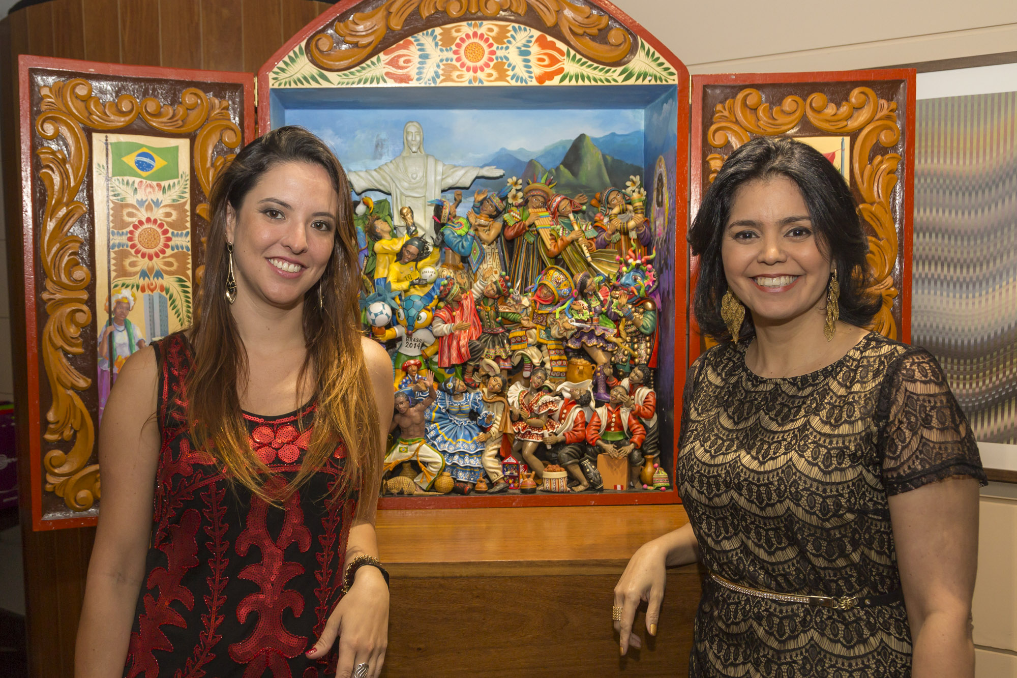 Camila Cardoso e Bertta