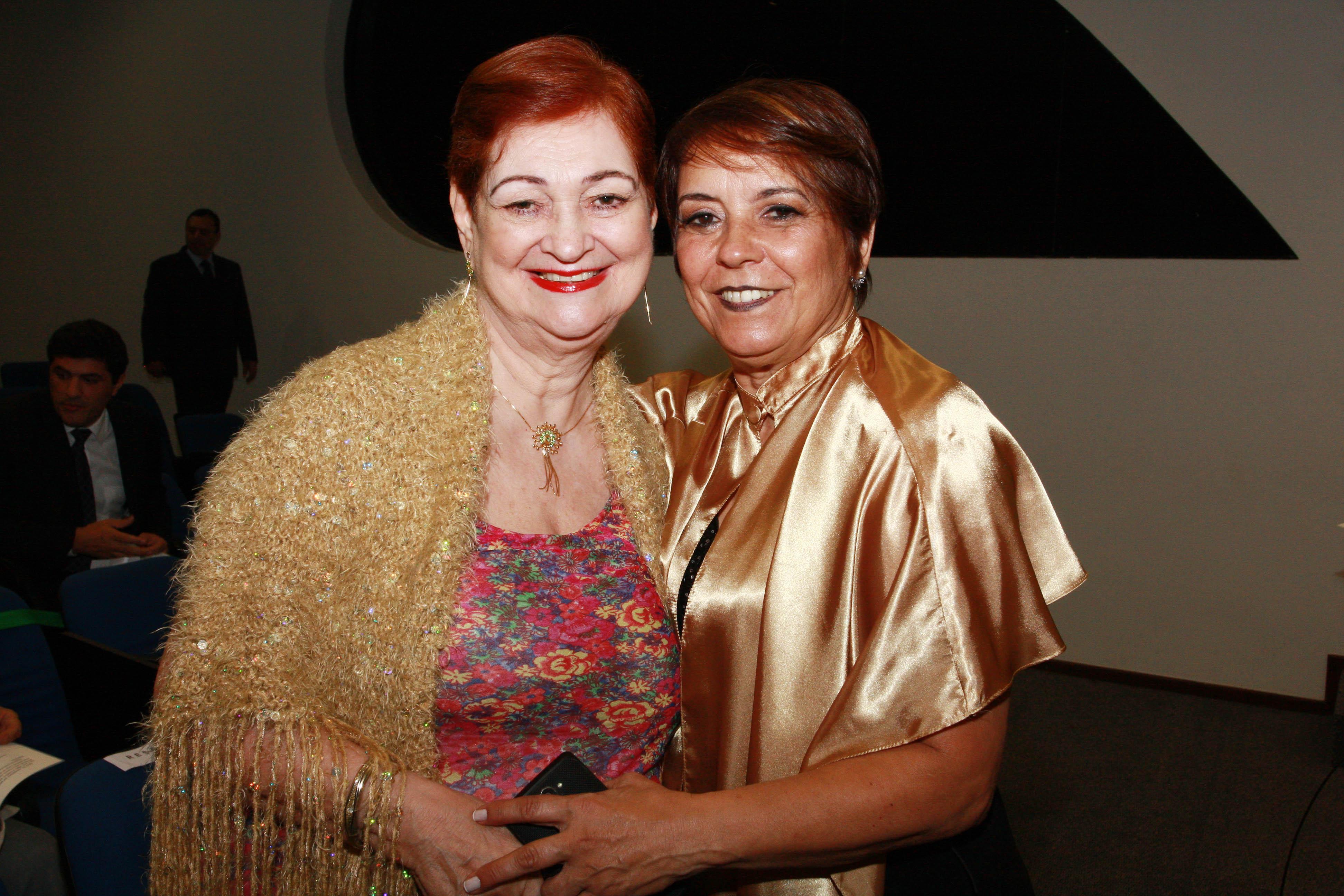 Vânia Diniz e Ana Boccucci