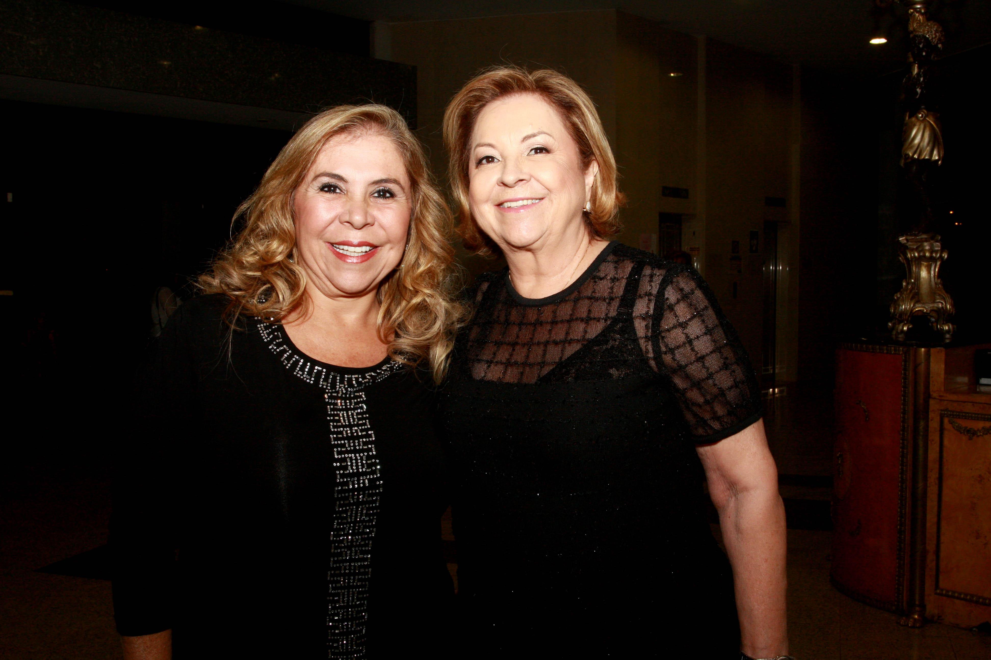 Liliane Rimoli e Eda Coutinho